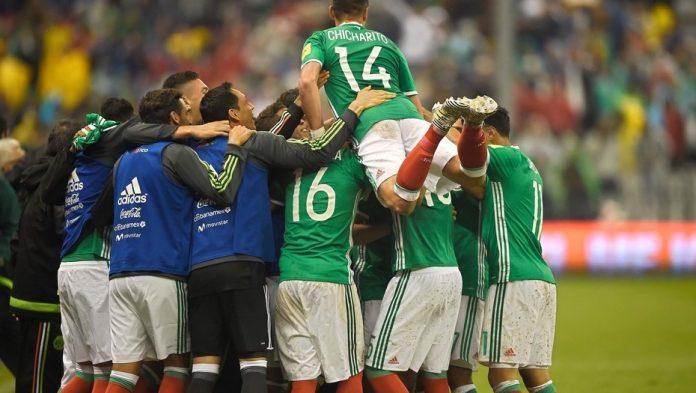 Mexico Rusia 2018